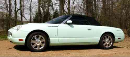 Ford Thunderbird (2004)