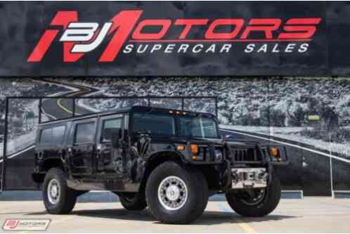 Hummer H1 Wagon Only 54K Miles (2004)