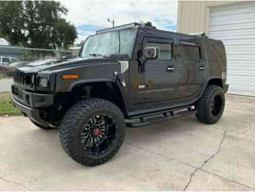 2004 Hummer H2 Luxe