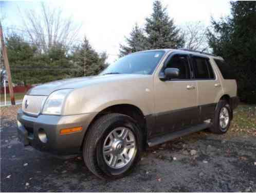 Mercury Mountaineer 4. 6L (2004)
