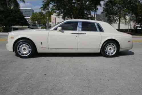 Rolls-Royce Phantom Base 4dr Sedan (2004)