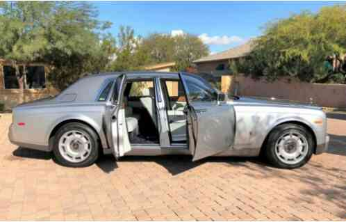 Rolls-Royce Phantom Well maintained (2004)