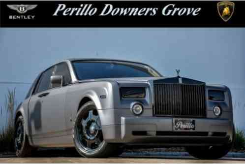 Rolls-Royce Phantom -- (2004)