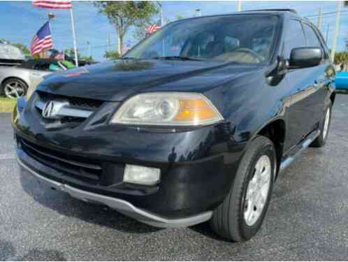 2005 Acura MDX Touring w/RES AWD 4dr SUV w/Entertainment System