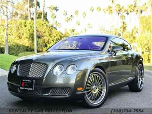 Bentley Continental GT Turbo (2005)