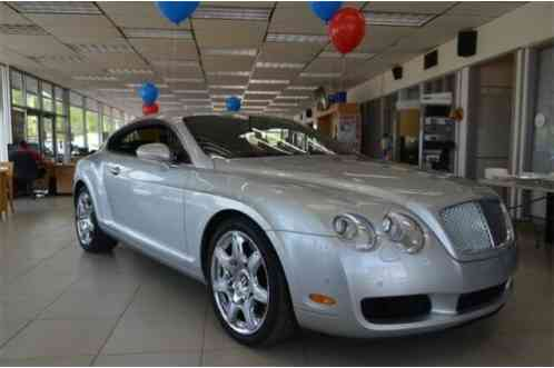 Bentley Continental GT -- (2005)