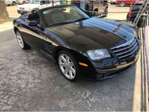 Chrysler Crossfire Convertible (2005)