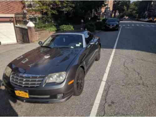 Chrysler Crossfire SRT 6 (2005)