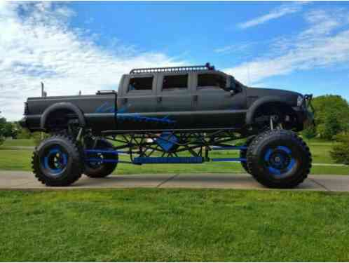 Ford F-350 Stretched 6 Door (2005)