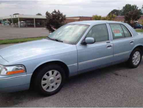 Other Makes Grand Marquis LSE (2005)