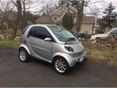 Smart Fortwo Passion (2005)