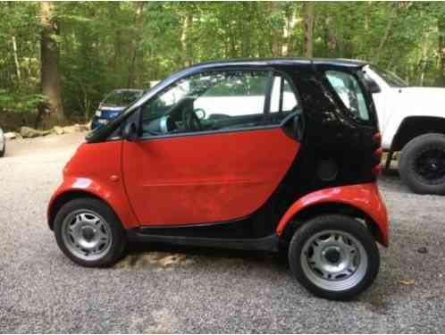Smart Fortwo Pure (2005)