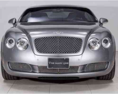 Bentley Continental GT Mulliner (2006)