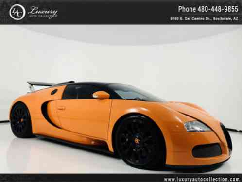2006 Bugatti Veyron 16. 4 w/ GS Suspension Upgrade | Fresh Service | Ne