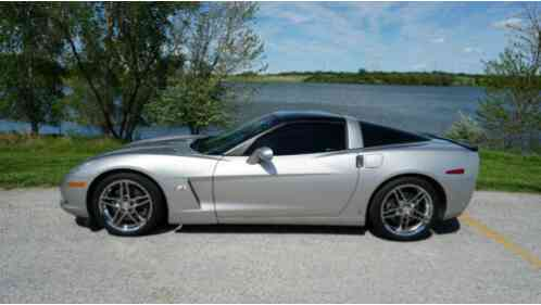 Chevrolet Corvette 3LT (2006)