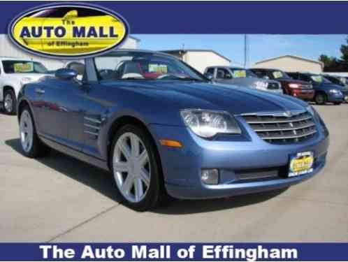 Chrysler Crossfire Roadster Limited (2006)