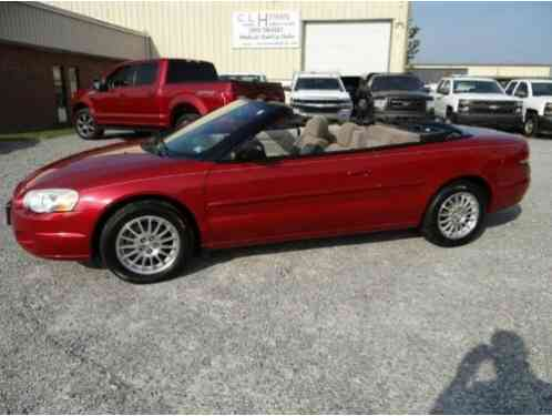 Chrysler Sebring Touring (2006)