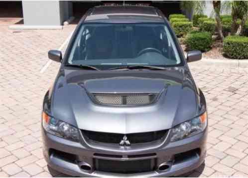 Mitsubishi Evolution (2006)