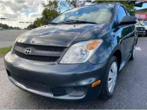 2006 Scion xA Base 4dr Hatchback w/Automatic
