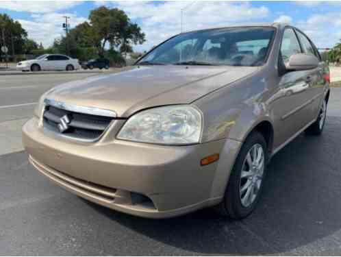 2006 Suzuki Forenza Base 4dr Sedan w/Automatic