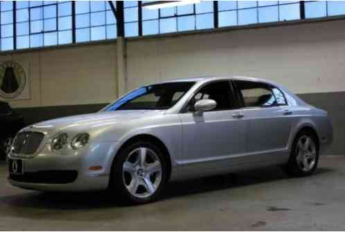 Bentley Continental Flying Spur (2007)