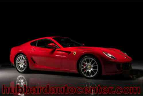 Ferrari 599 Original MSRP $315, (2007)
