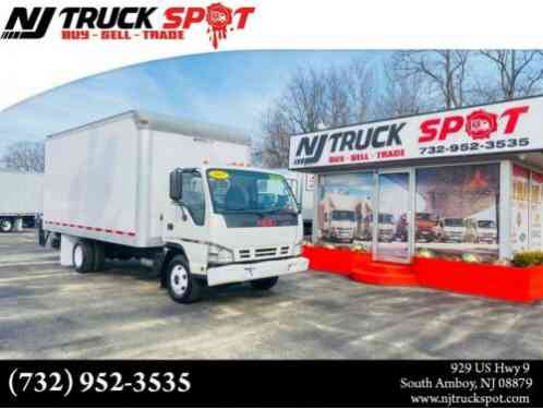 GMC W4500 / ISUZU 16 FEET DRY BOX + (2007)