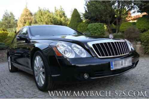 Maybach 57 Carbon / Black (2007)