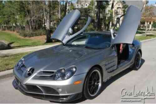 2007 Mercedes-Benz SLR McLaren 722 Edition Previous owner Michael Jordan
