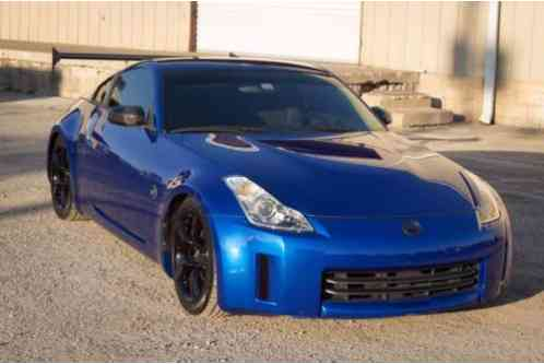 Nissan 350Z Enthusiast (2007)