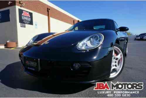 Porsche Cayman S Coupe ~ 6 Speed (2007)