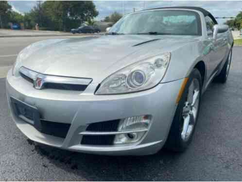 Saturn Sky Base 2dr Convertible (2007)