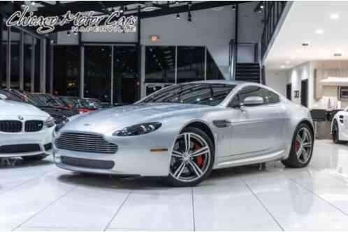 2008 Aston Martin V8 Vantage Coupe N400 6-Speed Rare #211 of 240