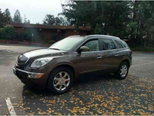Buick Enclave CXL 4Dr Crossover (2008)