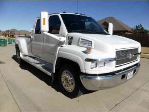 Chevrolet Other Pickups Crew Cab (2008)