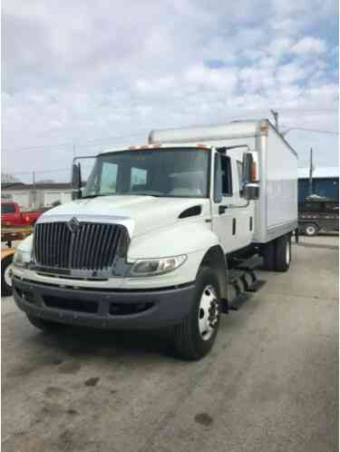 2008 International Harvester 4400