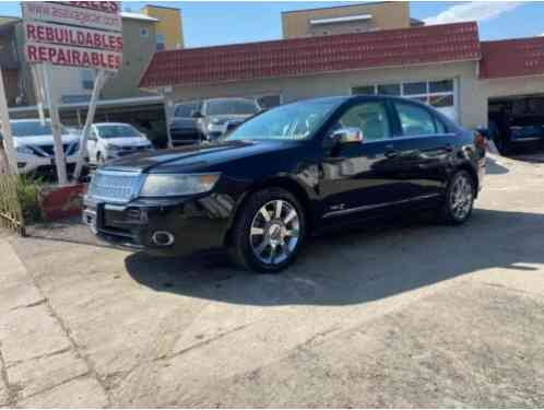 Lincoln MKZ/Zephyr Base AWD 4dr (2008)
