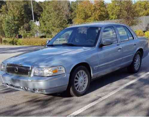 Mercury Grand Marquis LS (2008)