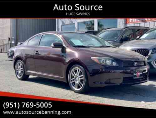 Scion tC Base 2dr Hatchback 5M (2008)