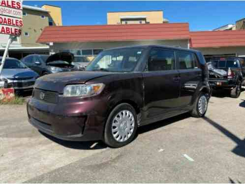 Scion xB Base 4dr Wagon 5M (2008)