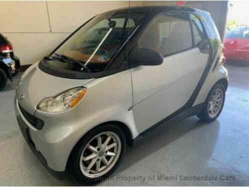 Smart Fortwo Coupe Passion (2008)