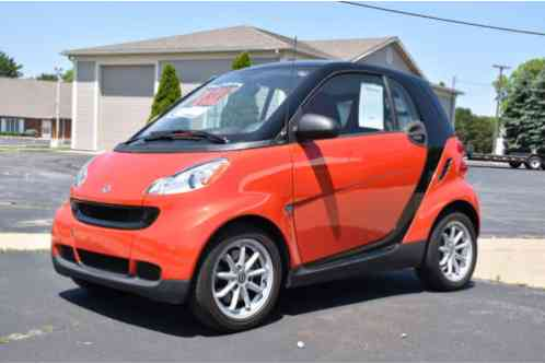 Smart Fortwo Passion (2008)