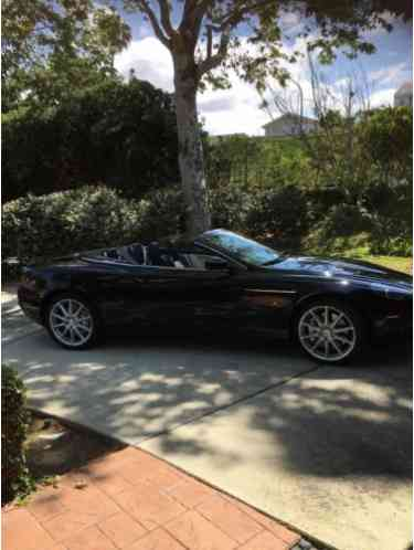 2009 Aston Martin DB9 convertible