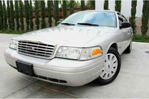 Ford Crown Victoria Police (2009)