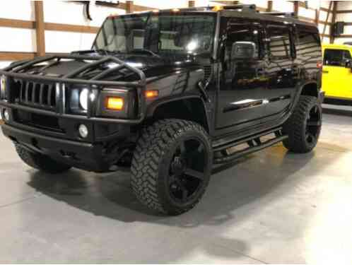 Hummer H2 Alpha Luxury (2009)
