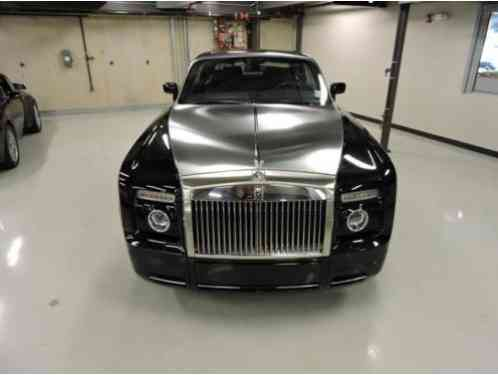 Rolls-Royce Phantom -- (2009)