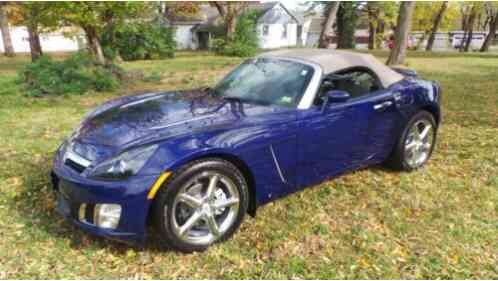 Saturn Sky Red Line Convertible (2009)