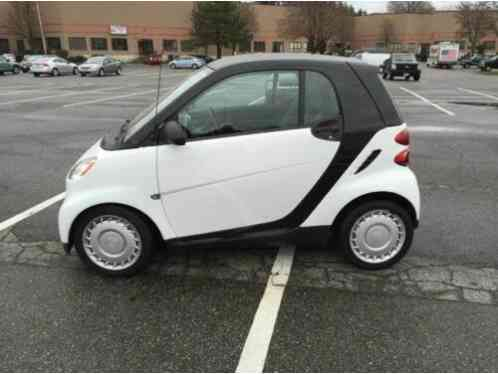 2009 Smart fortwo pure 2dr Hatchback
