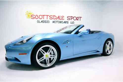 Ferrari California * ONLY 5K Miles. (2010)