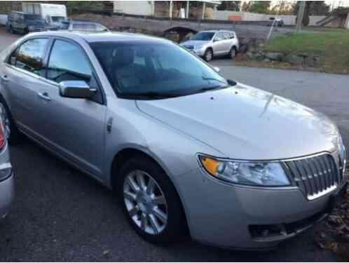 Lincoln MKZ/Zephyr 4dr Sdn FWD (2010)